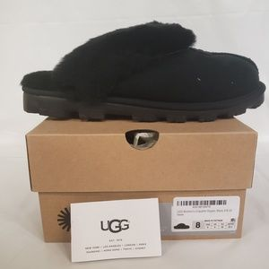 Womens UGG Coquette Black